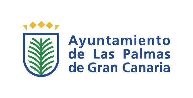 ayuntamiento de Las Palmas logo vector horizontal