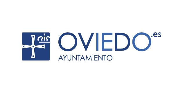 ayuntamiento de Oviedo logo vector horizontal