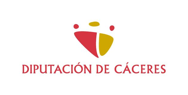 Resultado de imagen de logo diputación de cáceres
