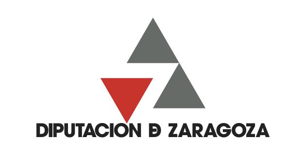 logo vector Diputación Zaragoza