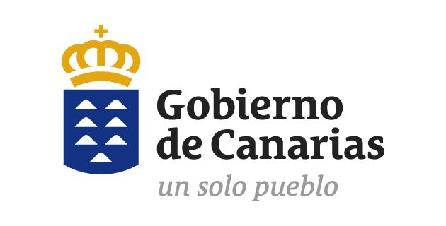 logo vector gobierno de Canarias