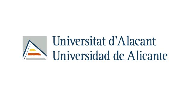logo vector Universidad de Alicante