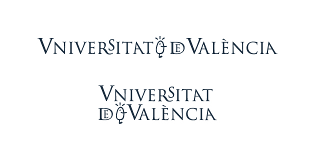 logo vector Universidad de Valencia