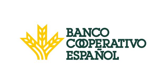 logo vector banco cooperativo espa ol vector logo