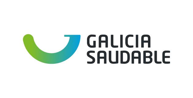 logo vector Galicia Saludable