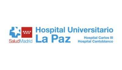 logo vector Hospital Universitario La Paz