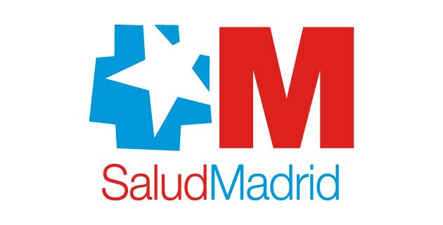 logo vector Salud Madrid