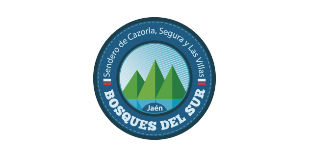 logo vector Bosques del Sur
