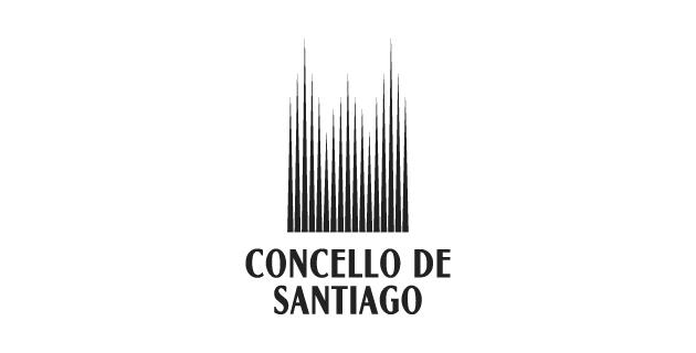 logo vector Concello de Santiago