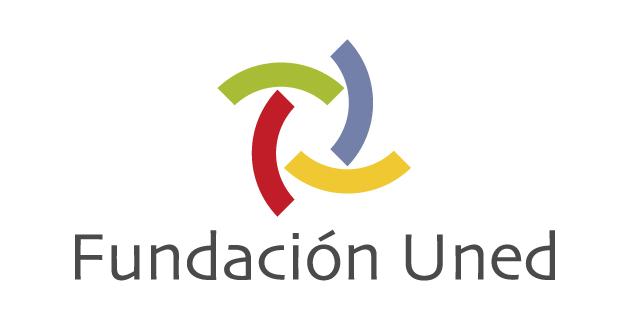 logo vector Fundación UNED
