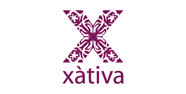 logo vector Xàtiva Turismo