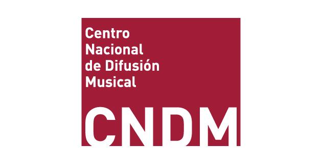 logo vector Centro Nacional de Difusión Musical (CNDM)