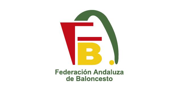 logo vector Federación Andaluza de Baloncesto