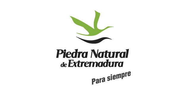 logo vector Piedra Natural de Extremadura