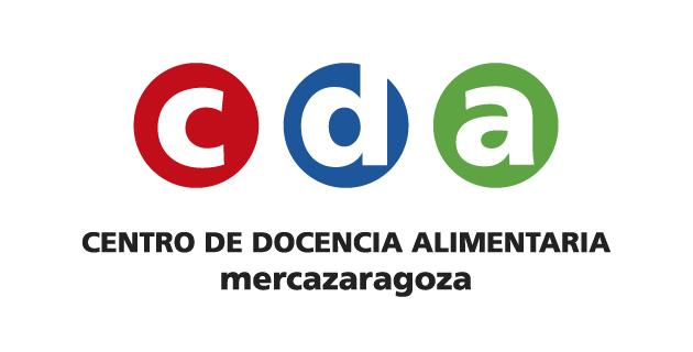 logo vector Centro de Docencia Alimentaria Mercazaragoza
