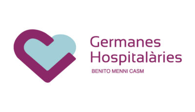 logo vector Germanes Hospitalàires