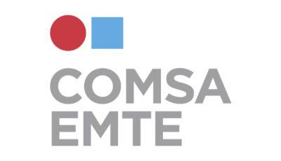 logo vector COMSA EMTE