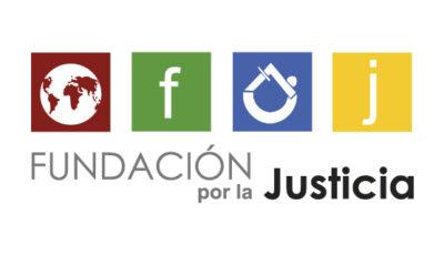 logo vector Fundación por la Justicia