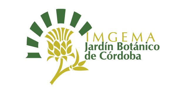 Logo vector jard n bot nico de c rdoba vector logo for Logo jardin