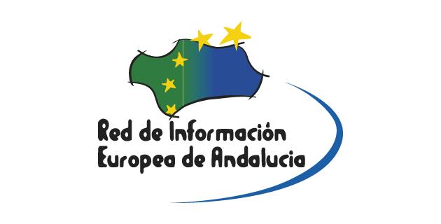 logo vector Red de Información Europea de Andalucía