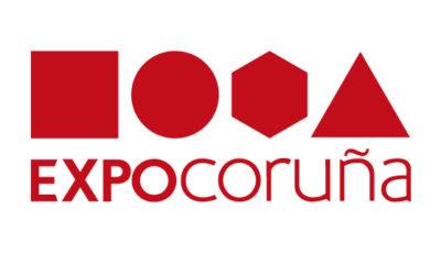 logo vector Expocoruña