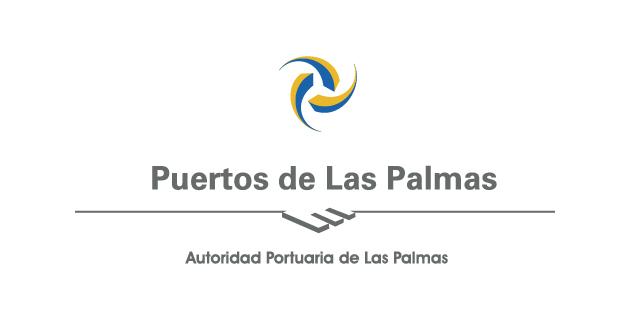 logo vector Puertos de Las Palmas