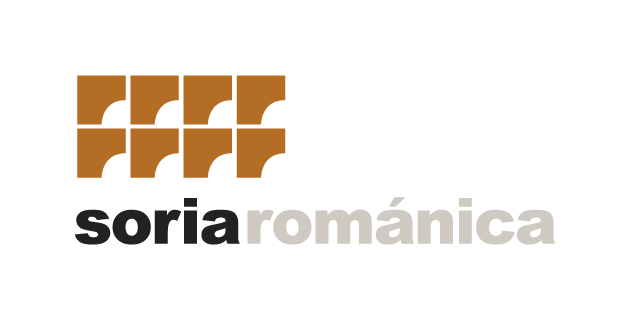 logo vector Soria Románica