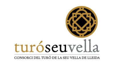 logo vector Turó de la Seu Vella
