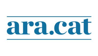 logo vector ara.cat