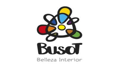 logo vector Busot Belleza Interior