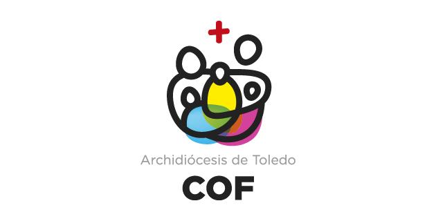 logo vector COF Archidiócesis de Toledo