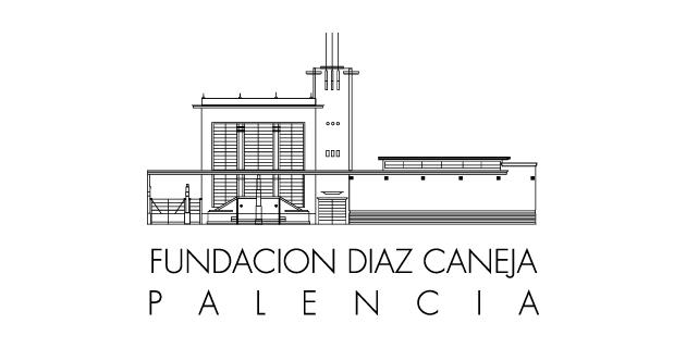 logo vector Fundación Diaz Caneja Palencia