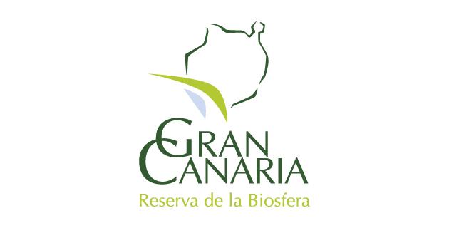 logo vector Gran Canaria Reserva de la Biosfera
