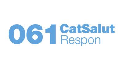 logo vector 061 CatSalut Respon