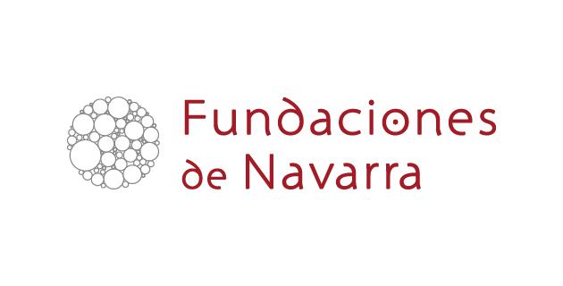 logo vector Fundaciones de Navarra