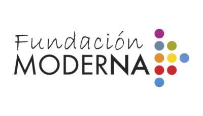 logo vector Fundación Moderna
