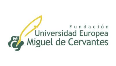 logo vector Fundación Universidad Europea Miguel de Cervantes