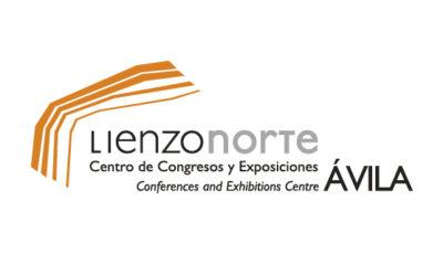 logo vector Lienzo Norte
