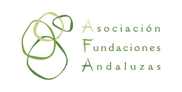 logo vector Asociación de Fundaciones Andaluzas