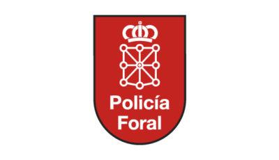 logo vector Policía Foral