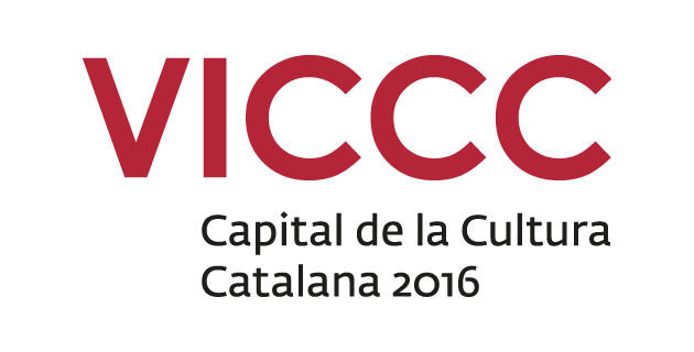 logo vector Vic Capital de la Cultura Catalana 2016