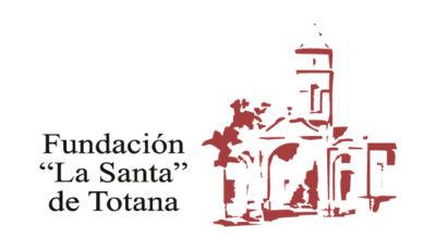 logo vector Fundación La Santa de Totana