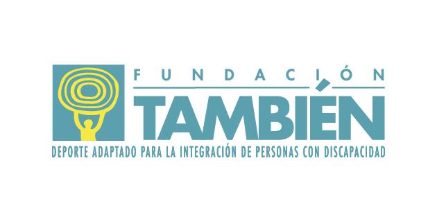 logo vector Fundación También