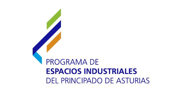 logo vector Programa de Espacios Industriales del Principado de Asturias