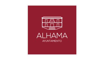 logo vector Ayuntamiento de Alhama de Murcia