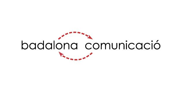 logo vector Badalona Comunicació