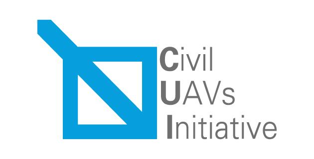 logo vector Civil Uavs Initiative