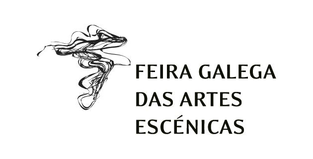 logo vector Feira Galega das Artes Escénicas