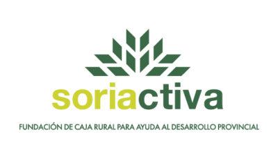 logo vector Soria Activa