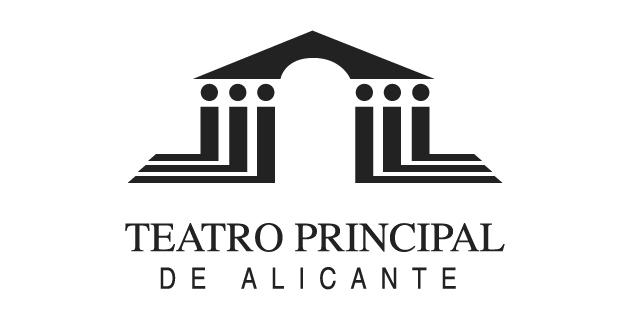 logo vector Teatro Principal de Alicante